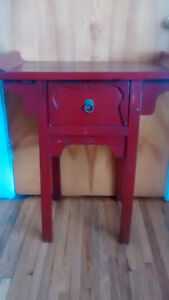 Asian table