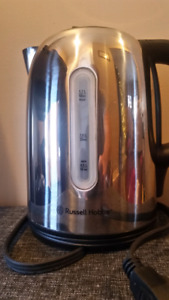 EUC - Russell Hobbs VARIABLE TEMPERATURE Kettle (Read Below)
