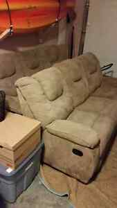 2 couches for sale $100 each or $180 for both