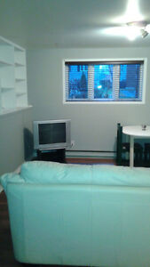 3 1/2 VAUDREUIL 600$/M. FURNISHED,ELECTRIC,HEAT,CABLE INCLUDED