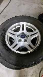 1998 -2003 f150 rims and tires