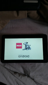 RCA ANDROID 7 OR 8 INCH QUAD CORE 8GB.Model#RCT6873W42-$0delivry
