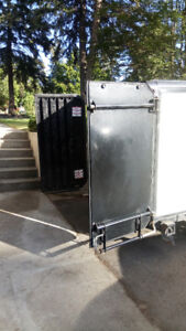 Enclosed Cargo Trailer for Rent 5 x 10 x 5