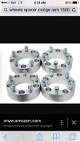 wheels spacer 1.5 inch