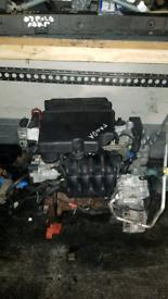 Complete Engine Fiat Panda 1.2 p 2012