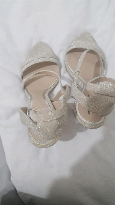 c2c0c3e4c32 Brand new size 4.5 next stilleto sandals | in Bolton, Manchester | Gumtree