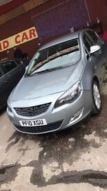 Vauxhall Astra low mileage drives excellent