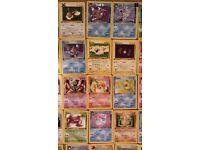 Buying unwanted Pokemon cards