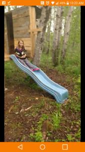 Slide for swing set