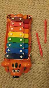 Little tikes piano/xylaphone
