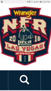 Looking to buy a pair of season ticket for NFR in Vegas for 2017