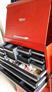 12 drawers craftsman tool box tool chest