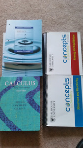 First year dal engineering books $315 for all!!