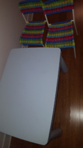 IKEA Children Table and Chairs