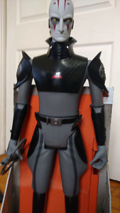 "Star Wars Rebels - Inquisitor 31"" action figure"
