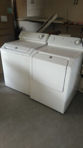 Maytag Washer & Dryer in Excellent Condition