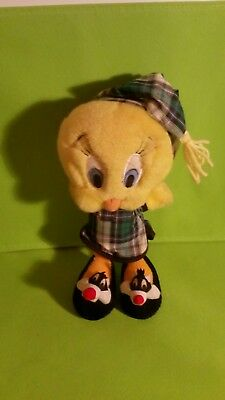 Warner Brothers Looney Tunes Tweetie Pie Soft Toy