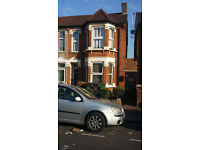 1 BED FLAT WITH GARDEN: SUNNINGDALE AVE BARKING IG11 7QF - NO DSS TENANT CALLING