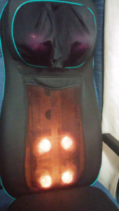 Massage chair new condition