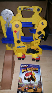 Chuck the truck DVD and toy