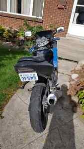 Suziki gs500f for sale