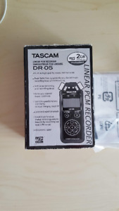 $75 Tascam DR-05 DR05! External Recorder for your Lavalier mic