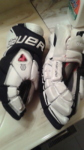 BAUER VAPOR X60 jr hockey gloves