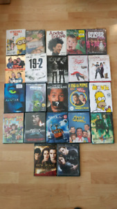 Lot de films/séries