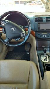 Acura TSX 08
