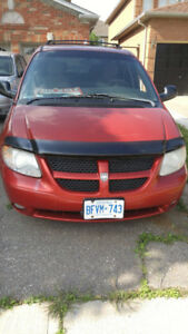 DODGE CARAVAN FOR SALE (TO USE OR FOR PARTS), EXCELLENT PRICE!