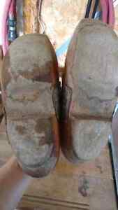 Beautiful handcarved antique wooden clogs Kitchener / Waterloo Kitchener Area image 5