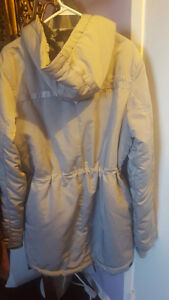 Silver Bench Winter Jacket MINT condition XL