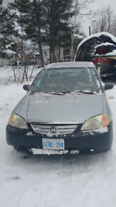 2001 Honda Civic Other