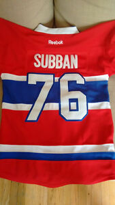 Montreal Canadiens Women's Jersey Subban $40 Perfect Condition