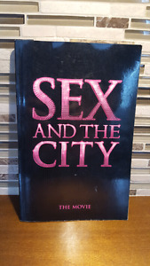 Sex and the City The Movie Book 2008 1st Edition Softcover