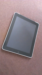 iPad 1st Gen 64GB Wifi + 3G(Cellular)**Mint Condition**