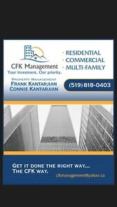 WE WANT TO RENT YOUR RENTAL!! ...CFK MANAGEMENT