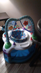 Great condition exersaucer