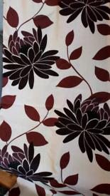 Used curtains