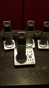 Panasonic DECT 6.0 Home Phone Set