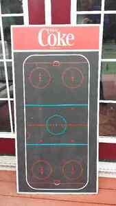 COKE Arena chalk board Great Xmas gift