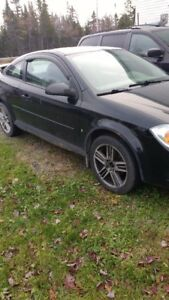 2007 Chevrolet Cobalt Coupe (2 door) for parts or repair