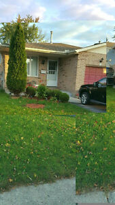 Lovely and Spacious Back Split Semi Detached House for Sale Kitchener / Waterloo Kitchener Area image 1