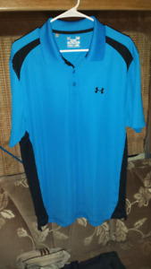 Under Armour for men (gently used & brand new)