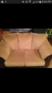 Microsuede Couches