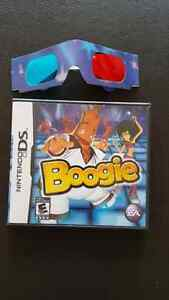 Boogie 3d with glases