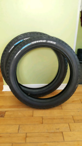 2 Vee Tire Co Fat Bike Tires Mission Command Brand New w Tubes