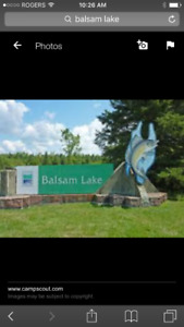 Looking for Balsam Lake Waterfront Cottage - avoid fees