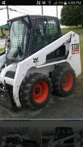WANTED  BOBCAT  S130