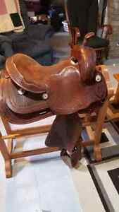 15 inch Saddle For Sale! Great Condition  London Ontario image 6